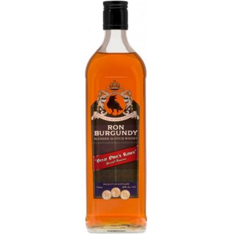 Ron Burgundy Whisky 0,7L