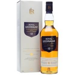 Royal Lochnagar Highland Whisky 12 let 0,7L