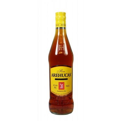 Arehucas Carta Oro Rum 0,7L