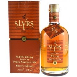 Slyrs Edition No. 2 Pedro Ximenez Whisky 0,7L
