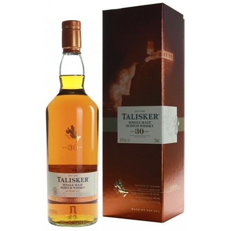 Talisker Whisky (bottling 2013) 30 let 0,7L
