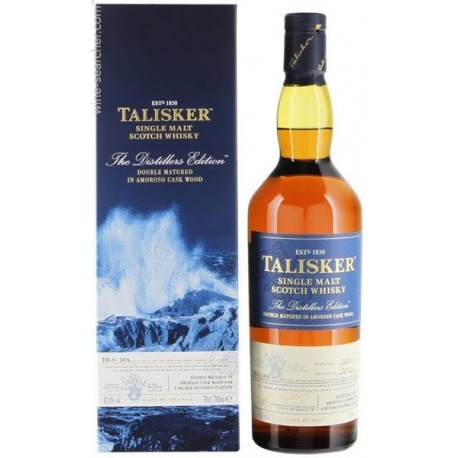 Talisker Distillers Edition 2003/2014 Double Matured Jerez Amoroso Whisky 0,7L