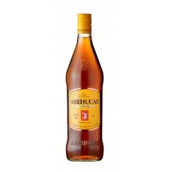 Arehucas Carta Oro Rum 1L