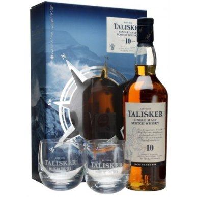 Talisker Whisky 10 let 0,7L