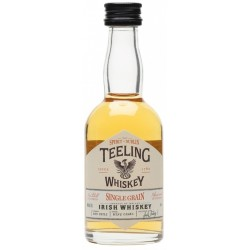 Teeling Single Grain Wine Cask Finish Whiskey 0,05L