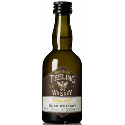 Teeling Single Malt Whiskey 0,05L