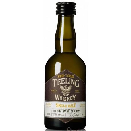 Teeling Single Malt Whiskey 0,05L