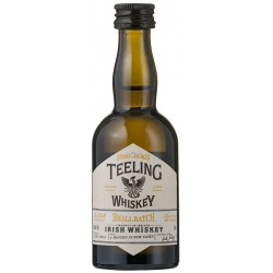 Teeling Small Batch Cask Rum Cask Finish Whiskey 0,05L