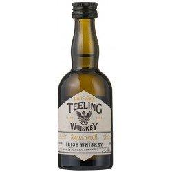 Teeling Small Batch Cask Rum Cask Finish Whiskey 0,05L