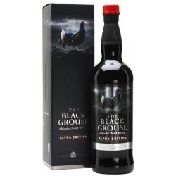 The Famous Grouse Black Grouse Alpha Edition Whisky 0,7L