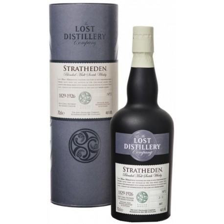 The Lost Distillery Stratheden Whisky 0,7L