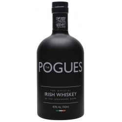 The Pogues The Official Irish Whiskey of the Legendary Band 0,7L
