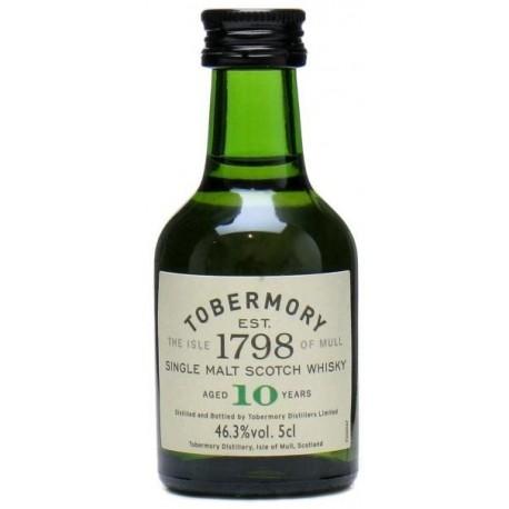 Tobermory Whisky 10 let 0,05L
