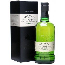 Tobermory Whisky 10 let 0,7L