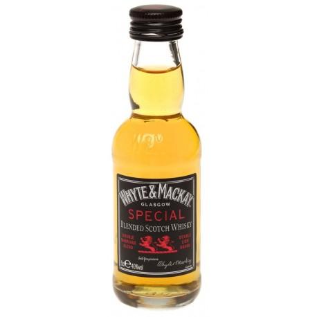 Whyte & Mackay Whisky 0,05L
