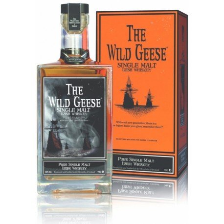 Wild Geese Single Malt Whiskey 0,7L