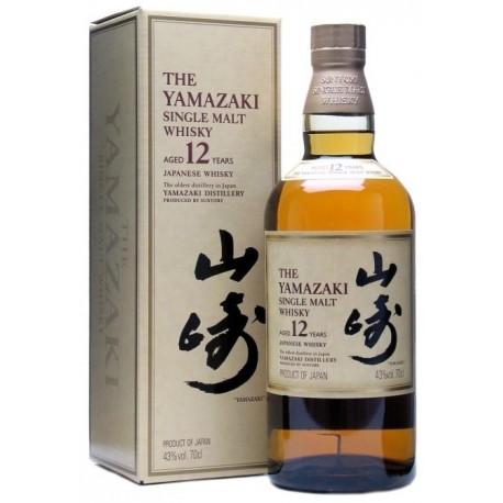 Yamazaki Whisky 12 let 0,7L