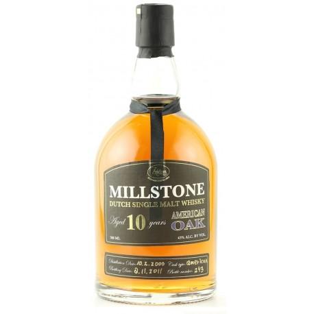 Zuidam Millstone American Oak Whisky 10 let 0,7L