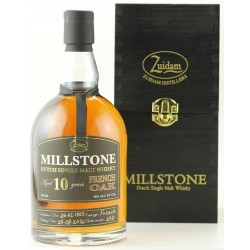 Zuidam Millstone French Oak Whisky 10 let 0,7L