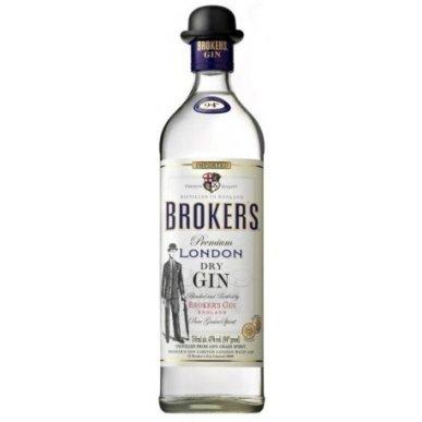 Broker's London Dry Gin 0,7L