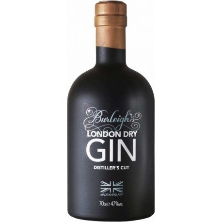 Burleigh's Distiller's Cut London Dry Gin 0,7L
