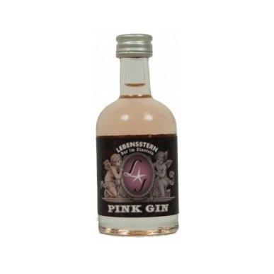 Lebensstern Pink Gin 0,05L