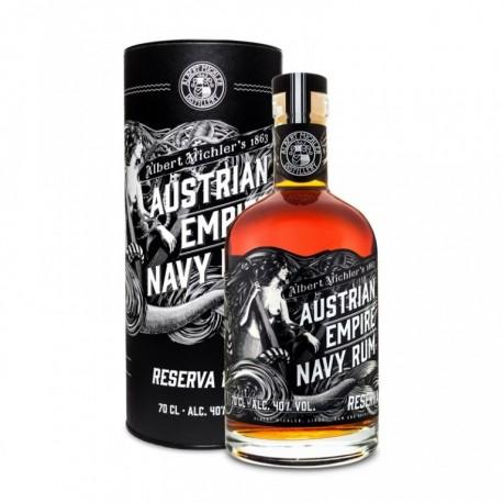 Austrian Empire Reserve 1863 Navy Rum 0,7L