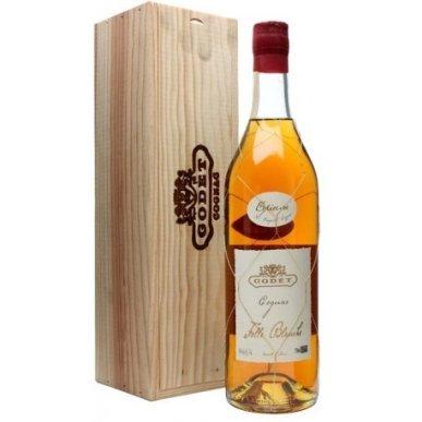 Godet Epicure Folle Blanche Cognac 10 let 0,7L