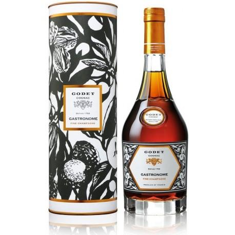 Godet Gastronome Fine Champagne Cognac 14 let 0,7L