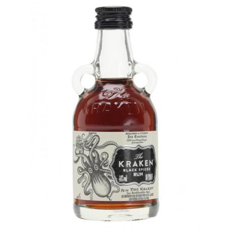 Kraken Black Spiced Rum 0,05L