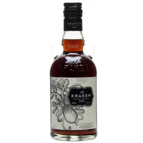 Kraken Black Spiced Rum 0,7L