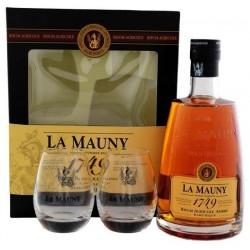 La Mauny Agricole Ambré Rhum 0,7L