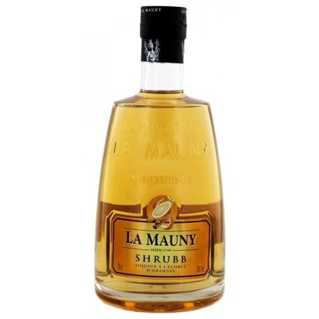 La Mauny Shrubb Orange Peel Rum 0,7L