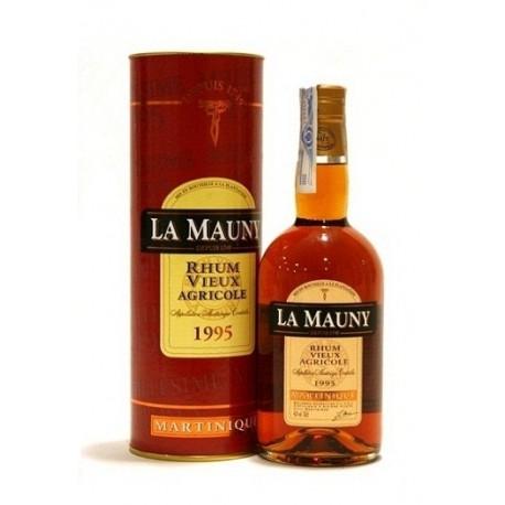 La Mauny Vieux 1995 Rhum 0,7L