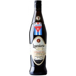 Legendario Elixir de Cuba Rum 7 let 0,7L