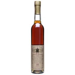 Los Valientes Anejo Solera Blended Cask Rum 10 let 0,5L