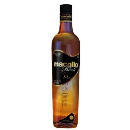Macollo Black Rum 12 let 0,7L