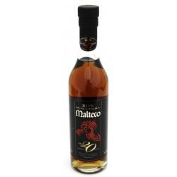Malteco Reserva del Fundador Rum 20 let 0,2L