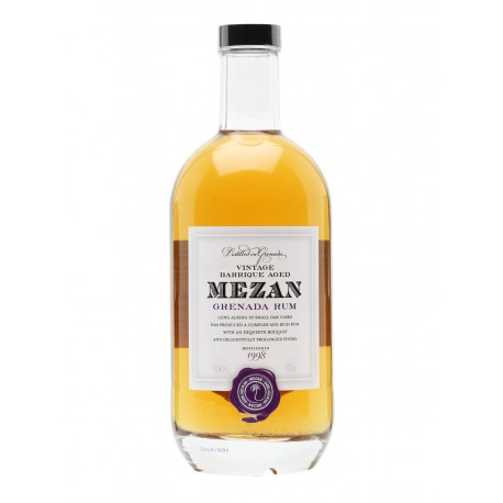 Mezan 1998 Single Distillery Grenada Westerhall Rum 0,7L