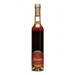 Mocambo Single Barrel Anejo Rum 15 let 0,5L