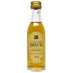 Grand Breuil VS Cognac 0,03L