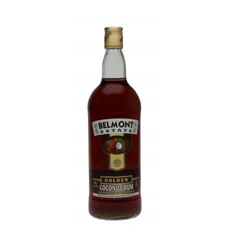 Belmont Estate Gold Coconut Rum 1L