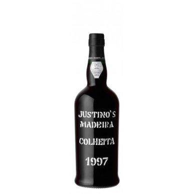 Justinos Colheita 1997 Madeira 0,75L