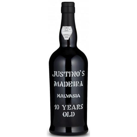 Justinos Malvasia Madeira 10 let 0,75L