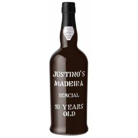Justinos Sercial Madeira 10 let 0,75L