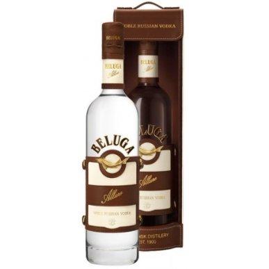 Beluga Allure Noble Russian Vodka 0,7L