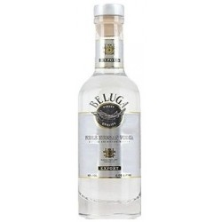Beluga Export Noble Russian Vodka 0,05L