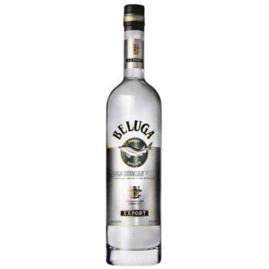 Beluga Export Noble Russian Vodka 1L