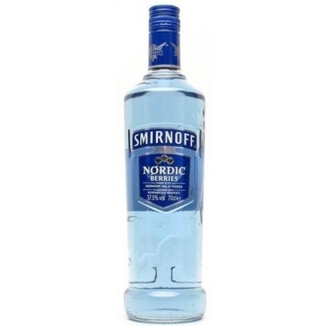 Smirnoff Nordic Vodka 0,7L