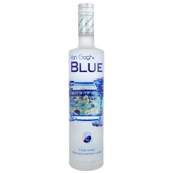Van Gogh Blue Triple Wheat Vodka 0,75L